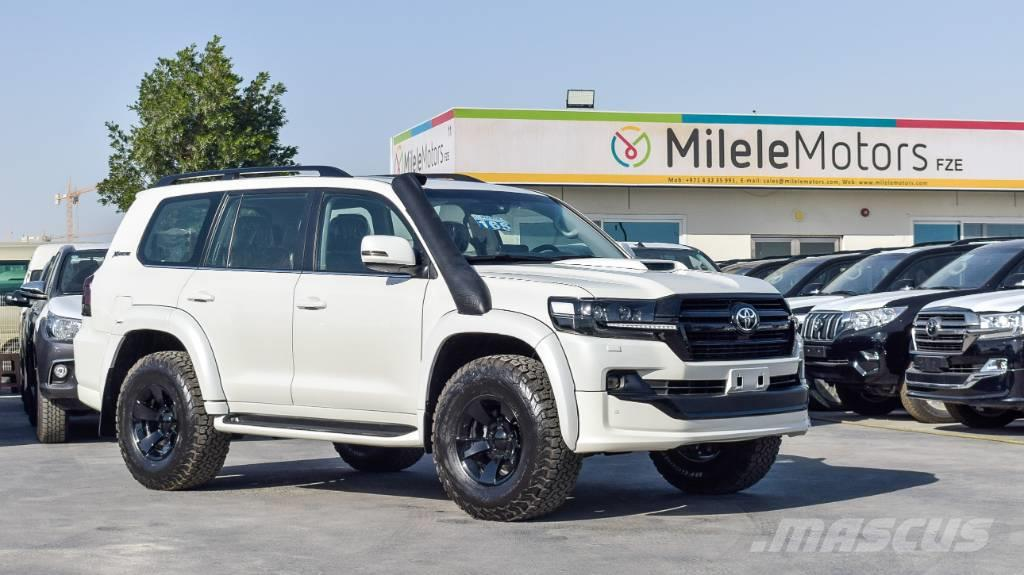 Toyota Land Cruiser Vx V8 Xtreme Edition 2020 2020 United Arab Emirates Used Cars Mascus Ireland