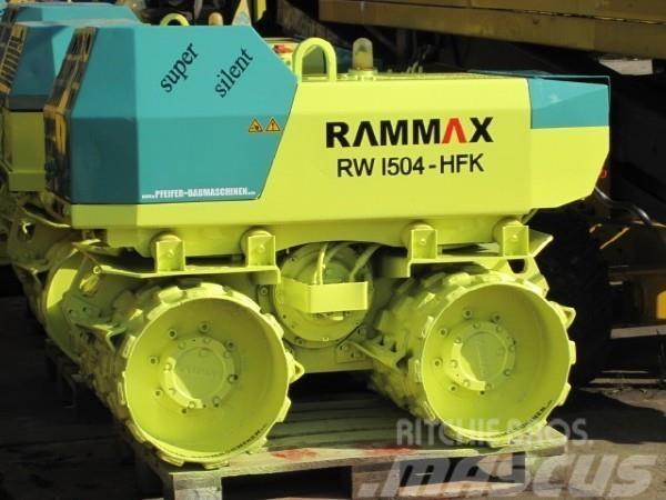Ammann Grabenwalze RAMMAX RW 1504 HFK - 850 mm