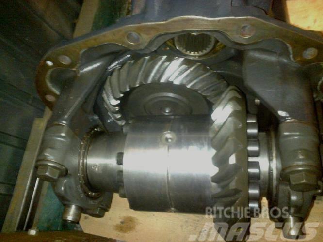 Scania R480 RBP730 mid differential
