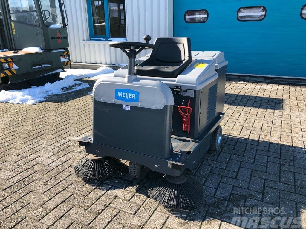 Meijer VR 950, Veegmachine, Accu, Nieuw
