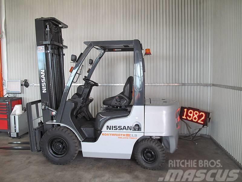 Nissan P1F2A25J