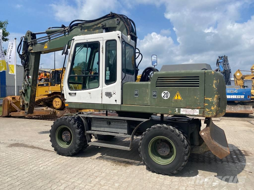 Liebherr A 904 Litronic Top Condition