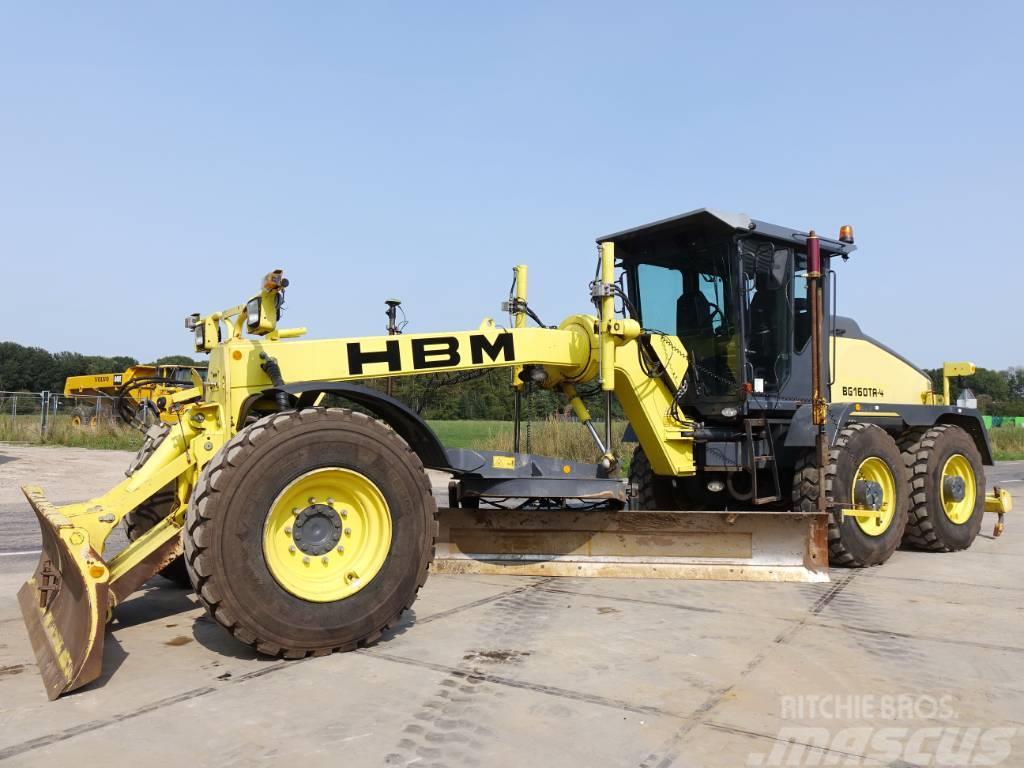 HBM BG160 TA-4 3D GPS / 6 x 6 / top condition