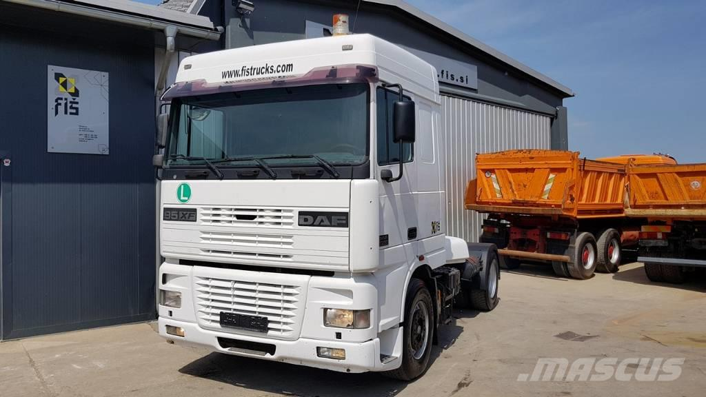 DAF XF 95.430 4x2 tractor unit - euro 2 - TOP