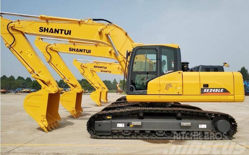 Shantui excavator SE245LC-9