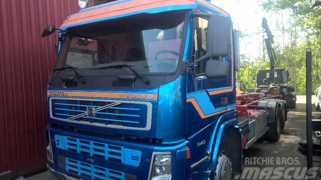 Volvo FM9 340 titan euro4