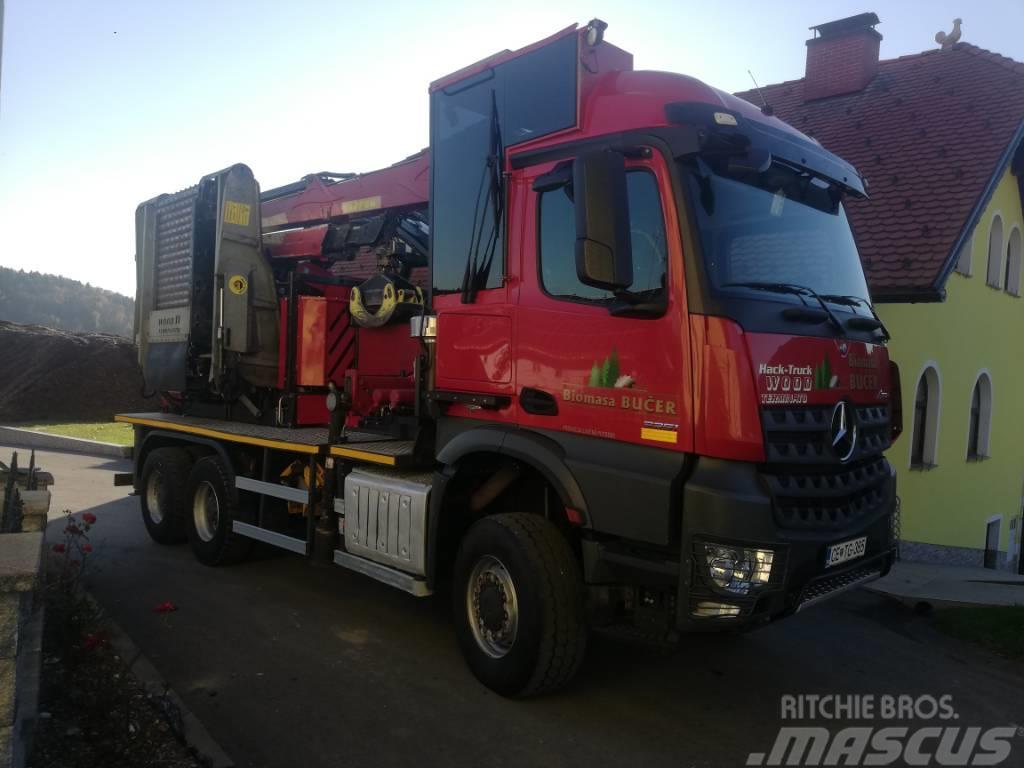 Mus-Max Wood terminator 11 xl