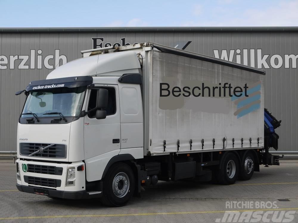 Volvo FH 400, Obj.-Nr.: 0456/19