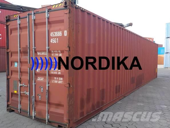Schiffscontainer Gebraucht 40-high cube container in spain cargo worthy condi spain, preis