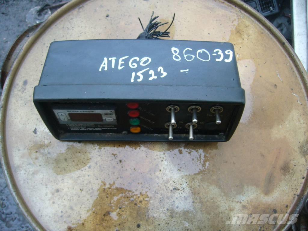 Mercedes-Benz ATEGO 1523 freezing unit controler