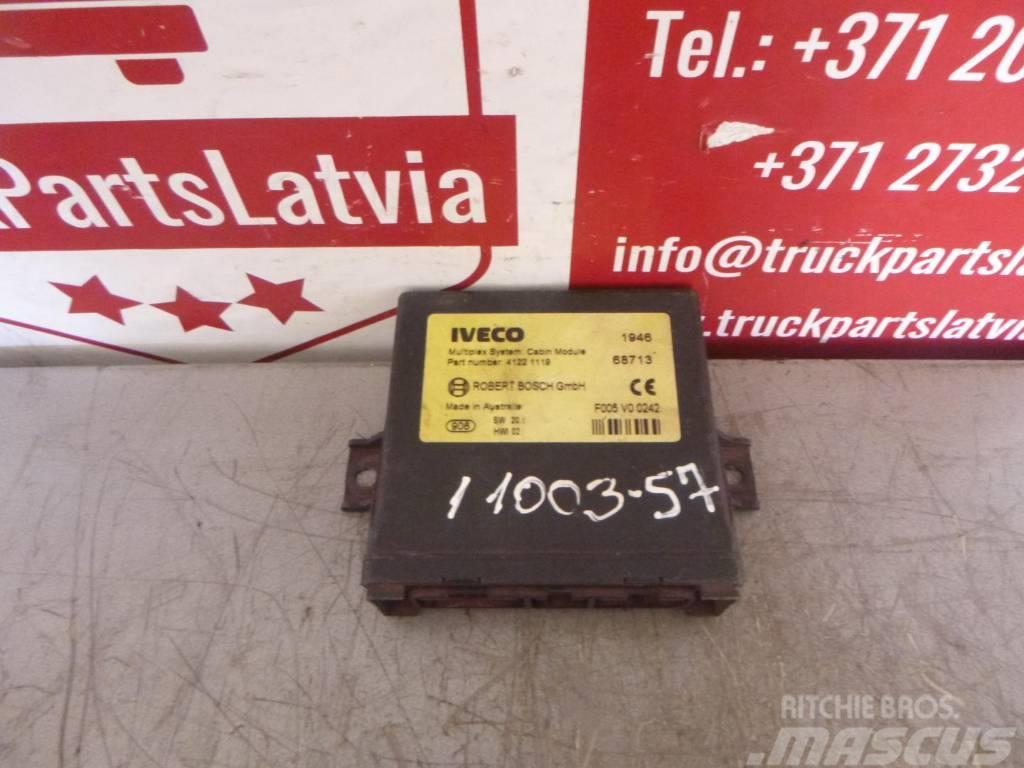 Iveco STRALIS ELECTROMAGNETIC VALVE 99450931