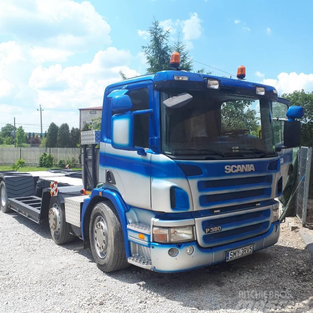 Scania P 114 L 380