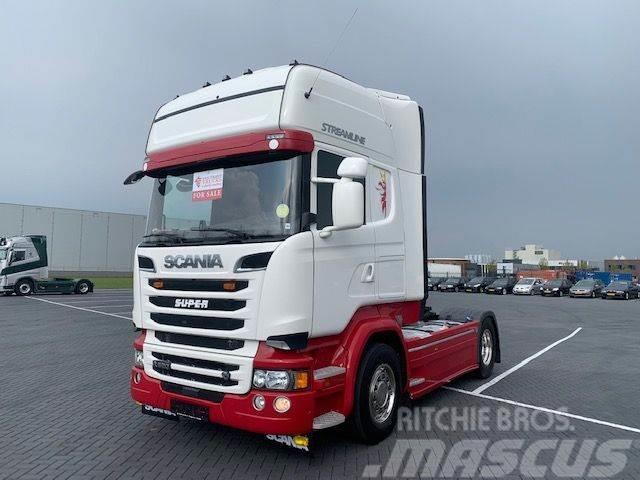Scania R520,Retarder,Topline, Euro6