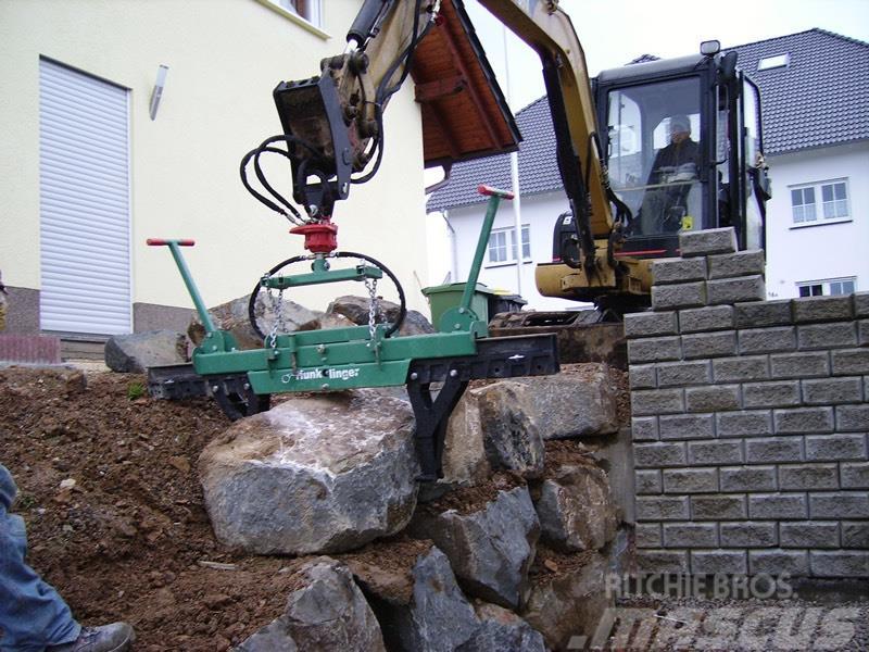 Hunklinger Захват для каменів і бордюрів S400