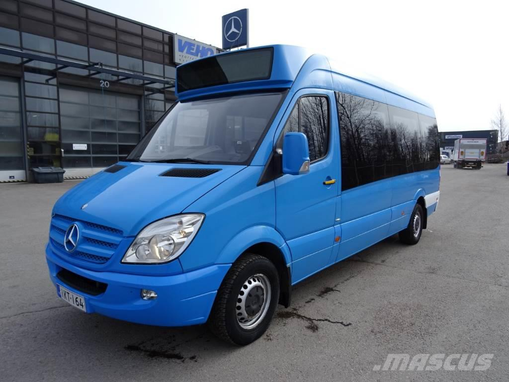 used mercedes benz sprinter 316 cdi 10 paikkaa mini bus year 2012 price 28 598 for sale. Black Bedroom Furniture Sets. Home Design Ideas