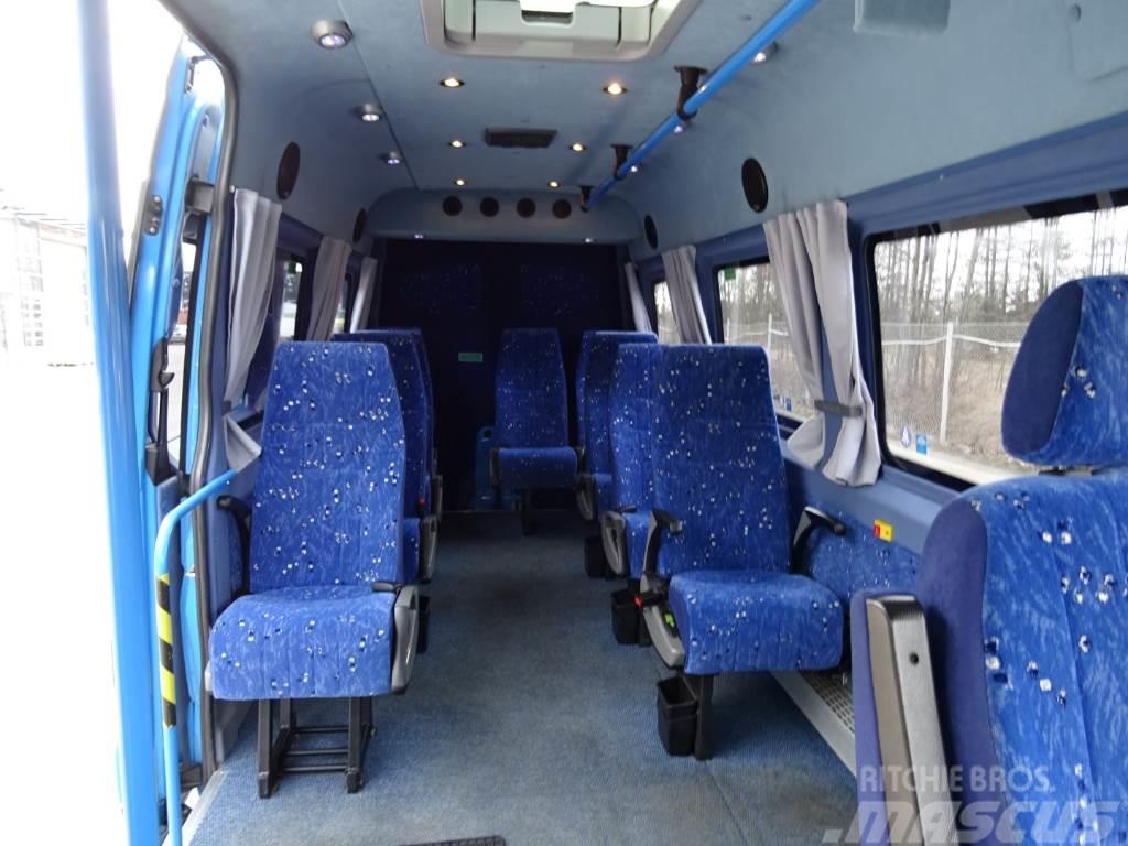 mercedes benz sprinter 316 cdi 10 paikkaa preis baujahr 2012 minibusse gebraucht. Black Bedroom Furniture Sets. Home Design Ideas