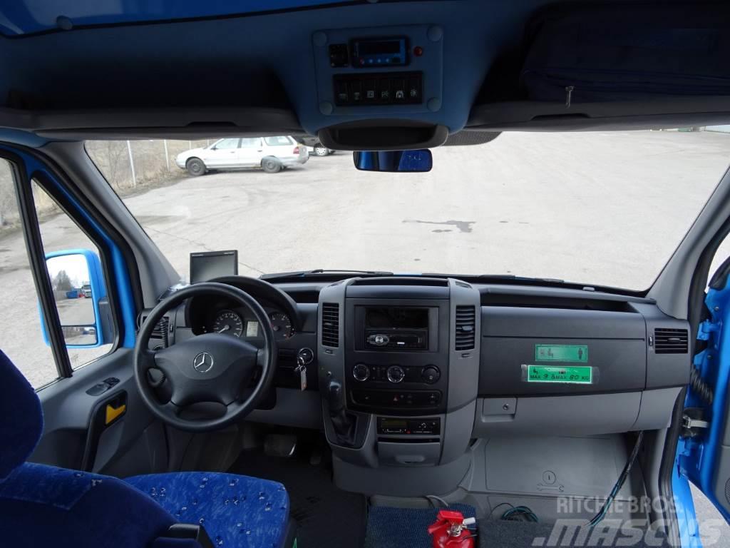 Mercedes-Benz Sprinter 316 CDI 10 Paikkaa, 2012, Minibussar