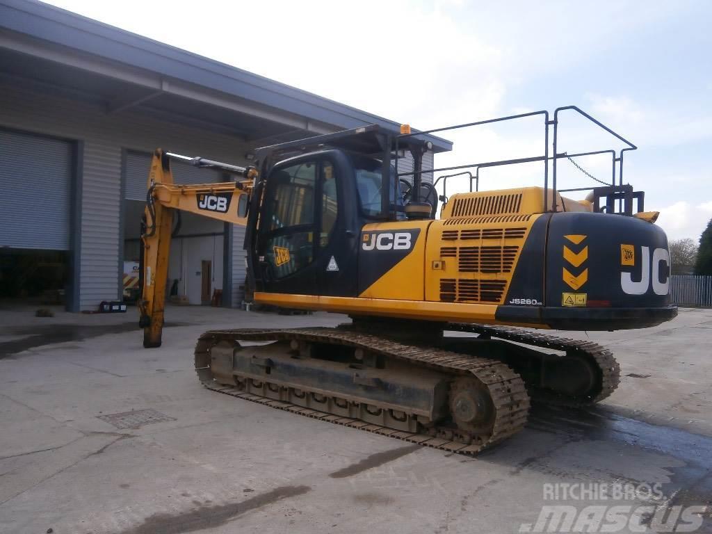 JCB JS260XD