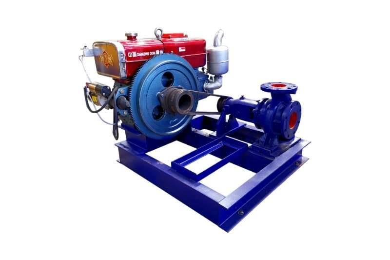 Sino Plant New - Centrifugal Water Pump 4 inch Diesel