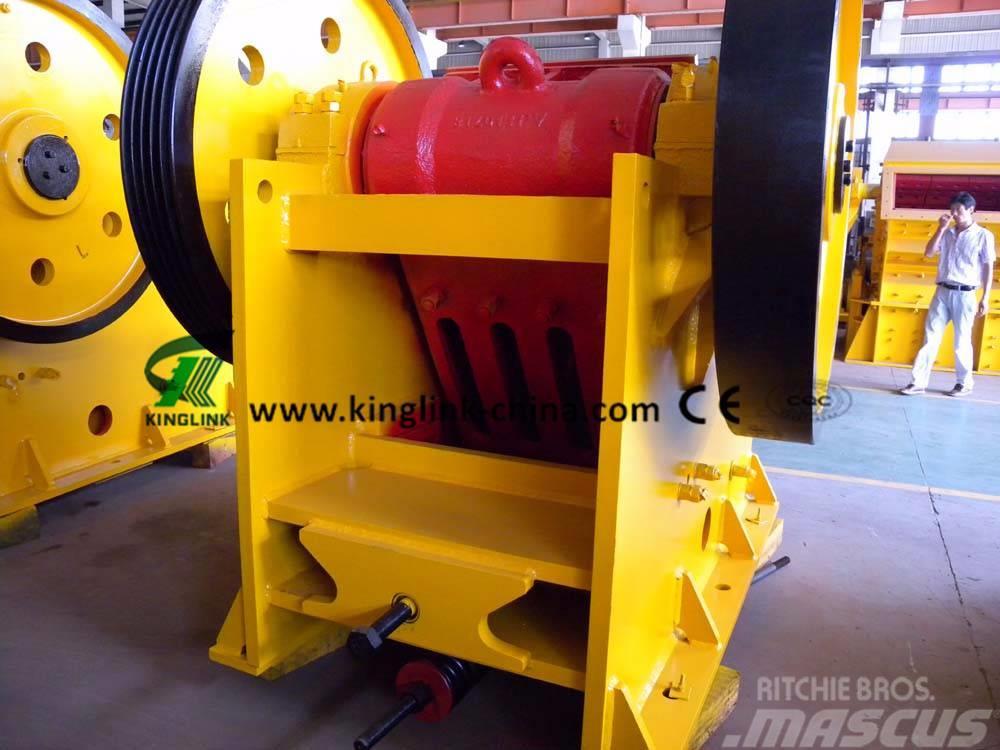 Kinglink Jaw Crusher PE-600x900