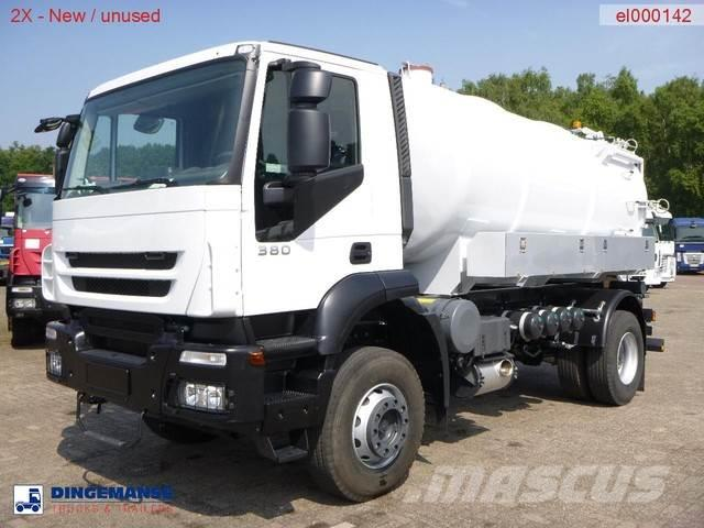 Iveco AD190T38 4x2 vacuum truck / NEW/UNUSED