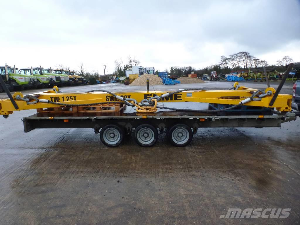Elme 22000-2014 20FT CONTAINER HANDLER