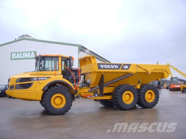 Volvo -a-30-g-12000498 - Articulated Dump Truck (ADT), Year of ...