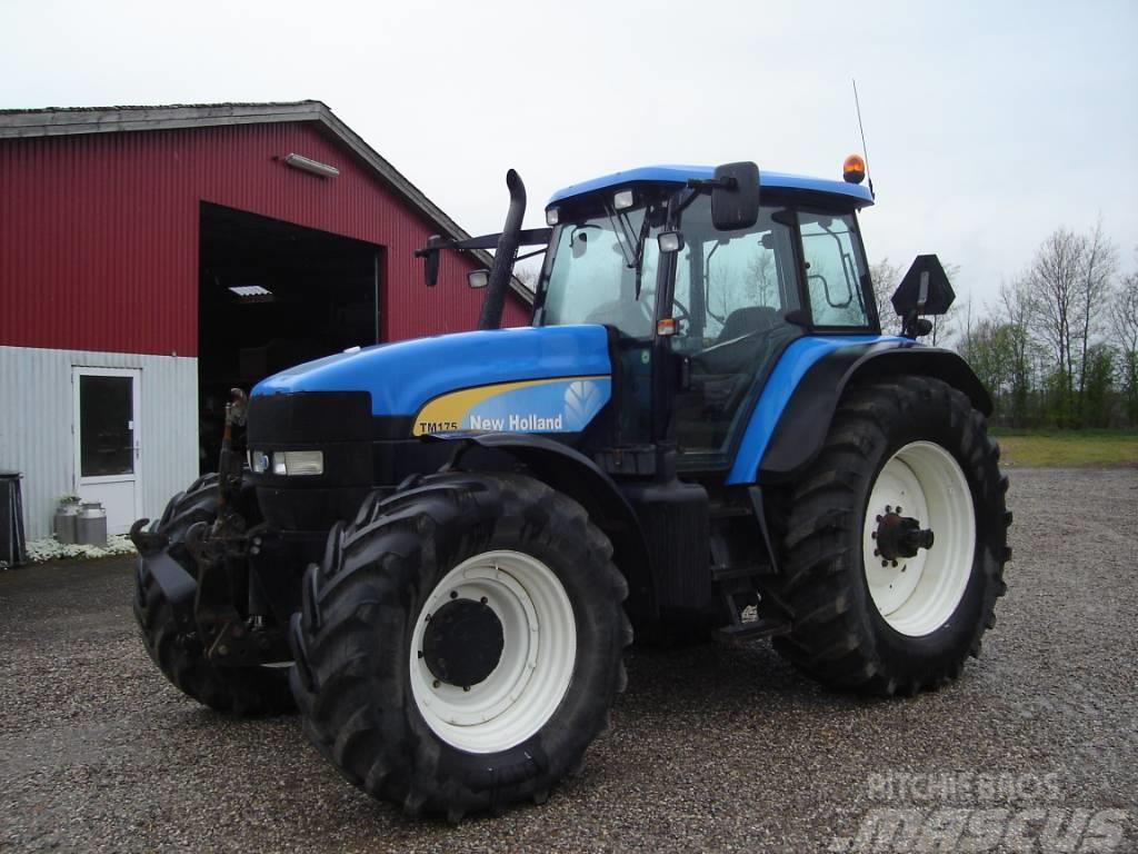 New Holland TM 175 SS
