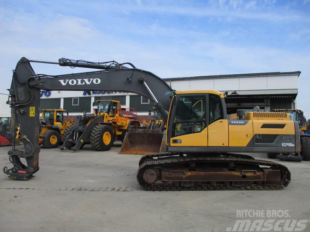 Volvo EC250DNL