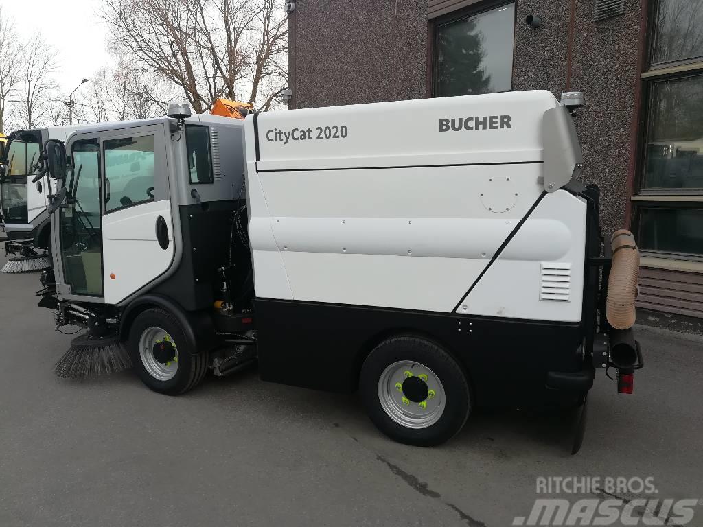Bucher CityCat 2020 XL