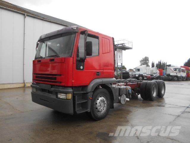 Iveco Eurotech 260 E 42(10 TIRES/6X4/MAN PUMP/ZF-GEARBOX