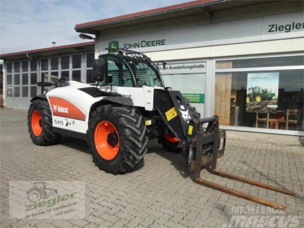Bobcat TL 470 HF