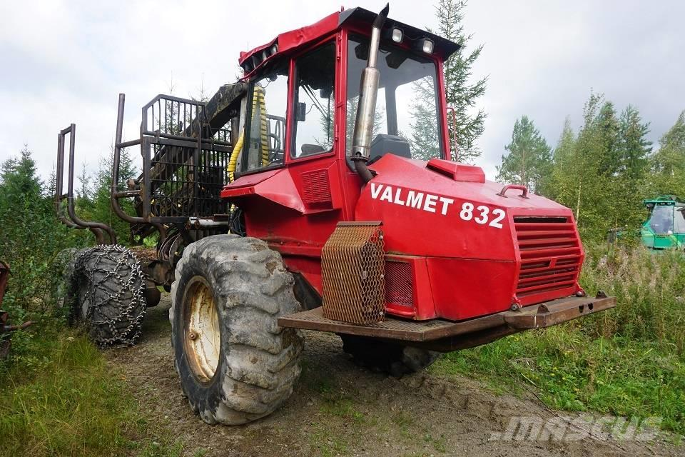 Valmet 832