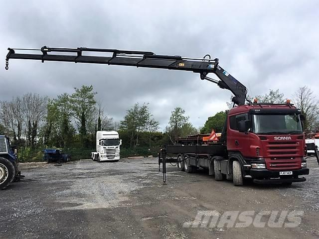 Scania R 380 FJ07AEY