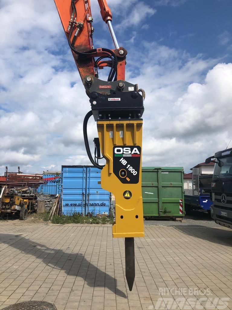 OSA HB5000 45-70t | Hydraulikhammer