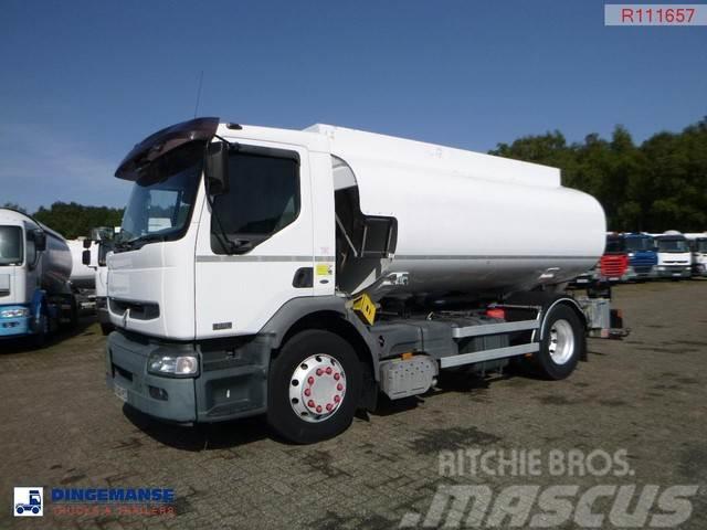 Renault Premium 270.18 4x2 fuel tank 13.4 m3 / 3 comp