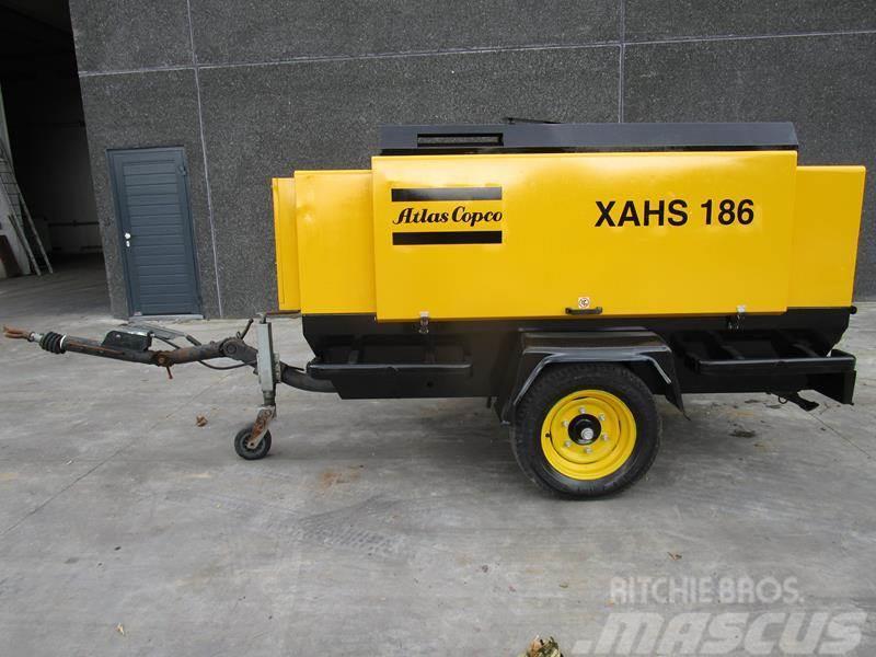 Atlas Copco XAHS 186 DD - N