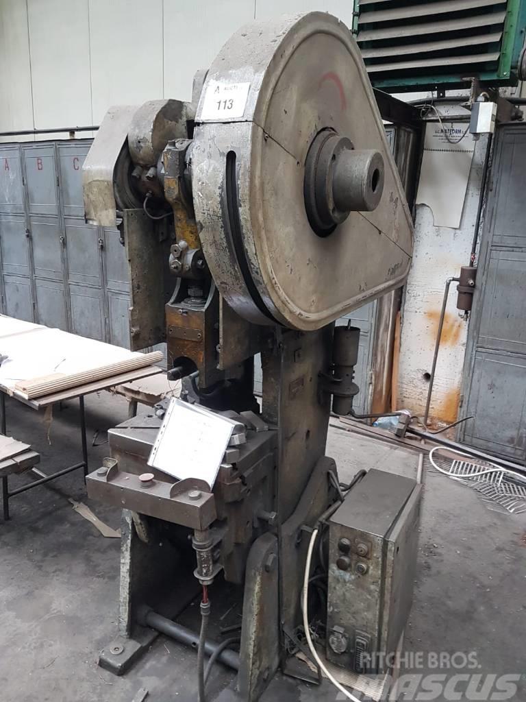 Presa mecanica cu excentric PAI-16 M