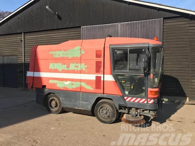 Ravo 5002 Veegmachine 5002 City cleaner