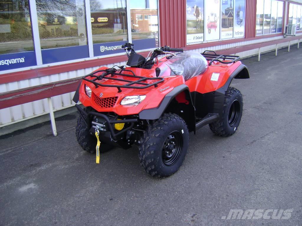 Suzuki atv Kingquad 400 asi