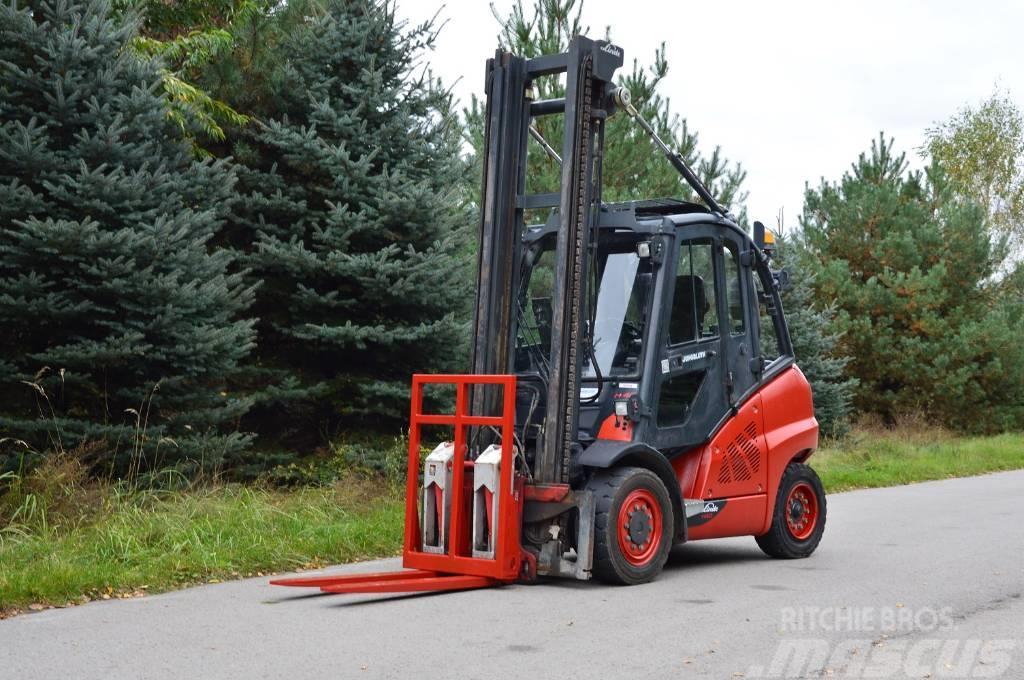 Linde H40D-01 2012 Diesel