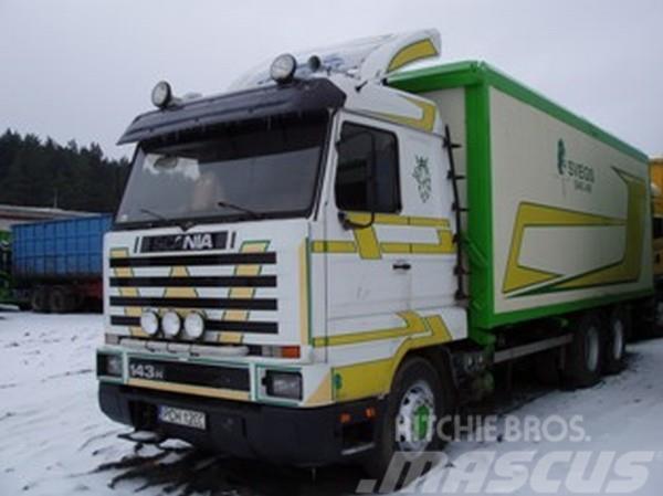 Scania 143 BEZ SILNIKA !