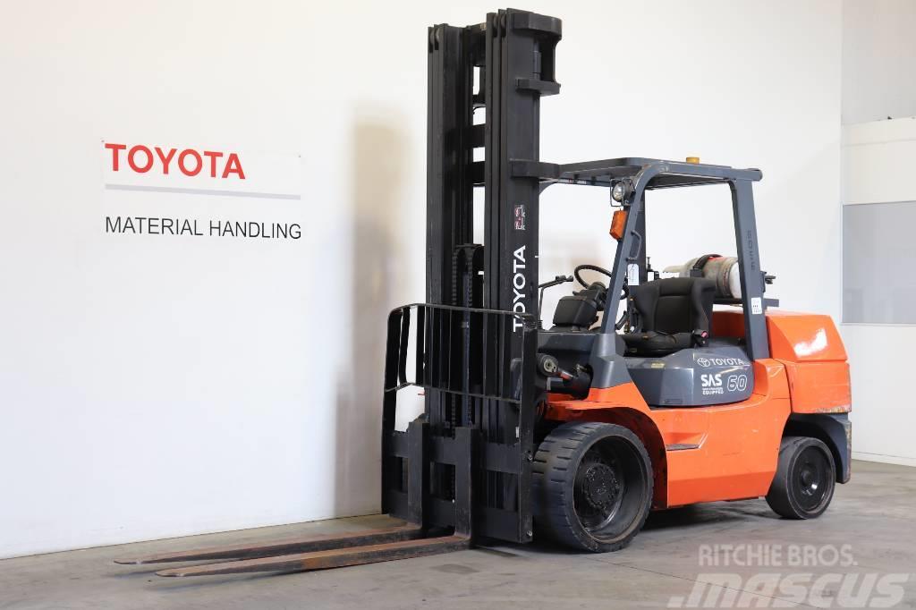 Toyota 7 FG CU 60