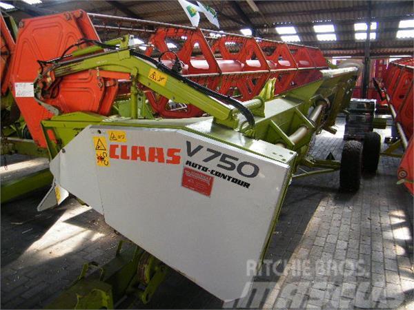 CLAAS V 750