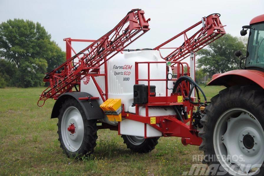 Farm Gem Quartz ECO 2500 l 16-18 Opryskiwacz/ Sprayer/ Опры