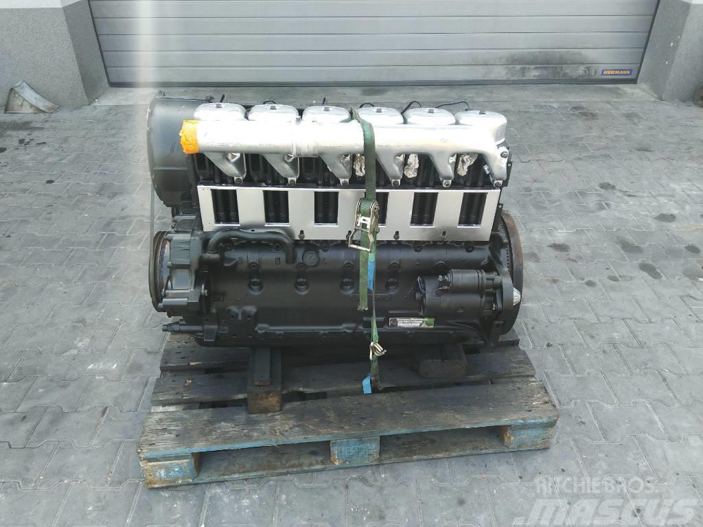 Deutz Silnik Engine Motor F6L913 6 cylindrowy