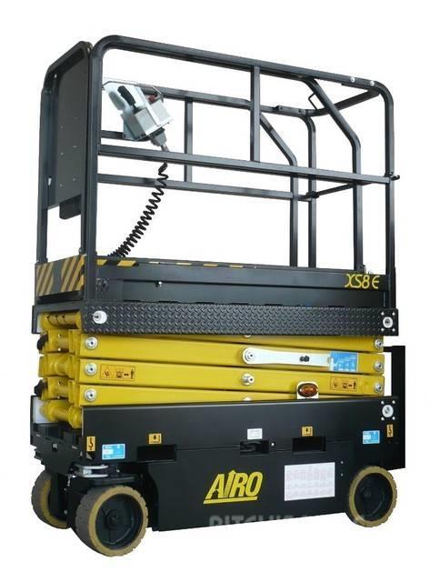 Airo XS8 E Light - podnośnik nożycowy - Windex