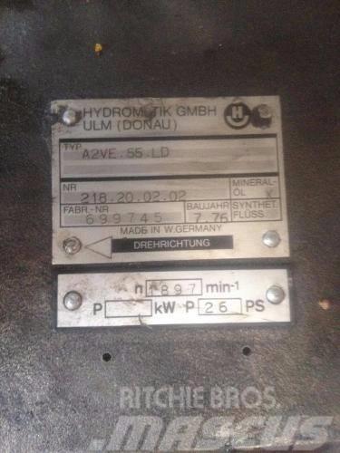 O&K MH4 A2VE55LD Pomp