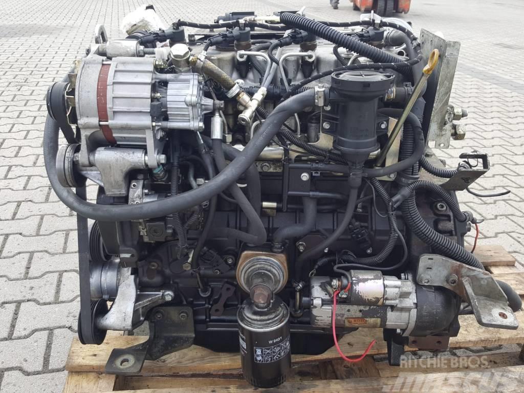 Schmidt Swingo 250 - kompletny silnik
