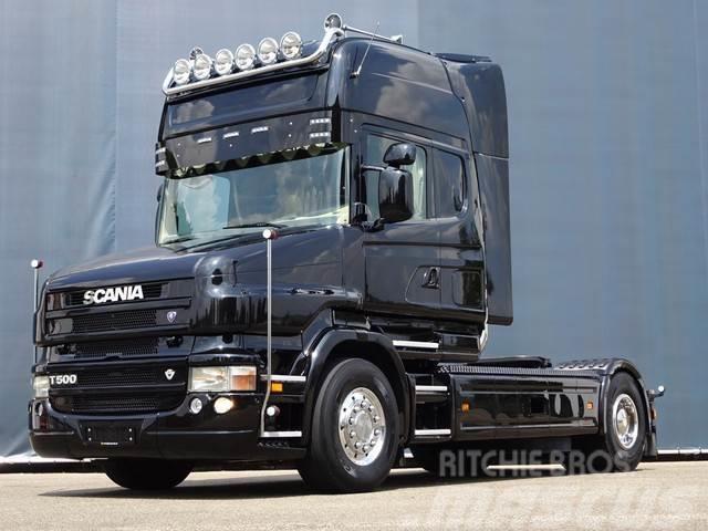 Scania T500 TORPEDO / SPECIAL INTERIOR / TOPLINE / HAUBER